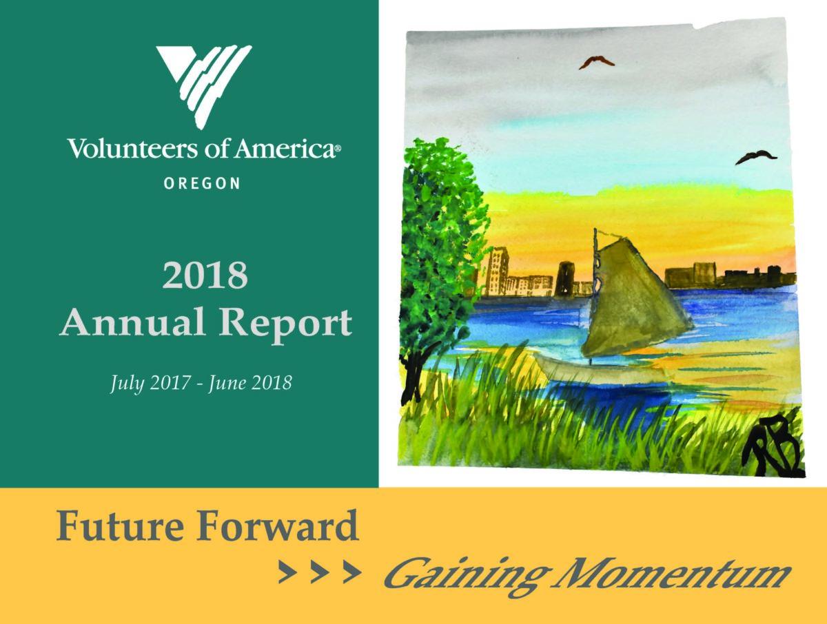 2018 annual report, future forward gaining momentum