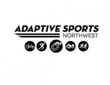 Adaptive sports northwest logo