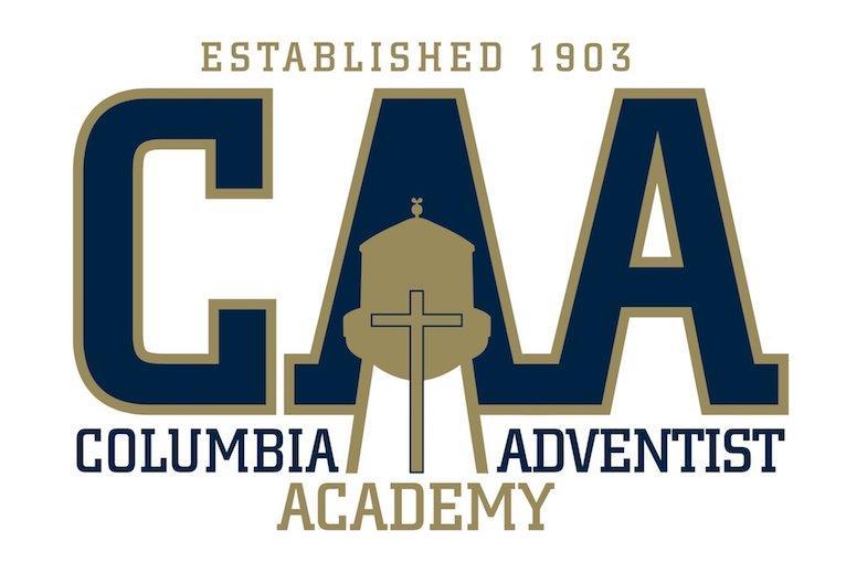 Colulmbia Adventist Academy logo
