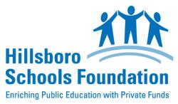 Hillsboro Schools Foundation logo
