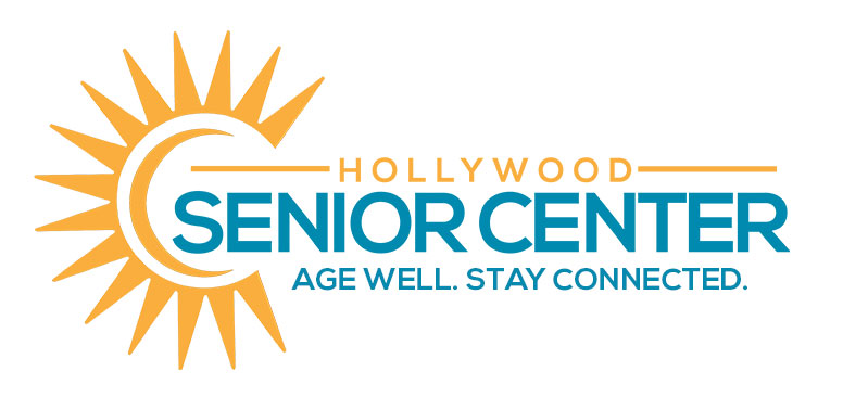 Hollywood Senior Center logo