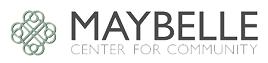 Maybelle Center for community logo