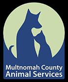 Multnomah County Animal Services logo