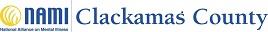 NAMI Clackamas County logo