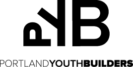 Portland Youthbuilders logo
