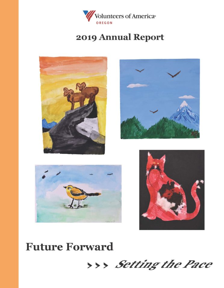Future Forward Setting the pace, 2019 annual report