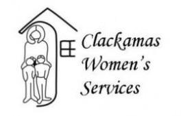 Clackamas Women's Services logo
