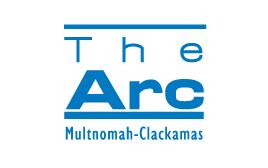 Arc of Multnomah-Clackamas logo