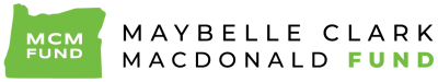 Maybelle Clark Macdonald fund logo