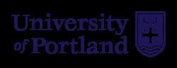 University of Portland logo with seal