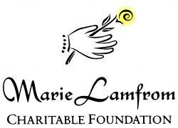 Marie Lamfrom logo